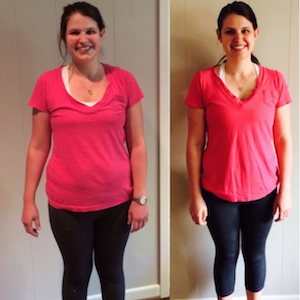 """I am happier and healthier than I have ever been!"""
